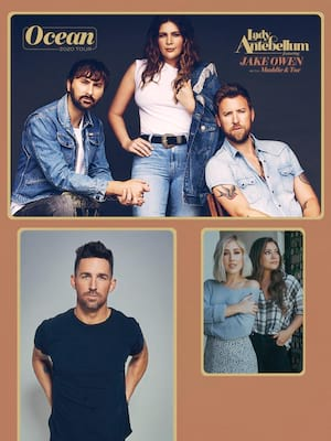 Lady Antebellum, MGM Grand Theater, Providence