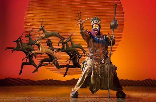 The Lion King, Providence Performing Arts Center, Providence