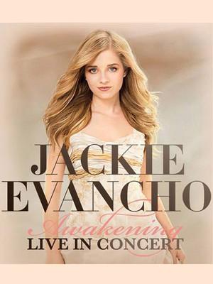 Jackie Evancho, Veterans Memorial Auditorium, Providence