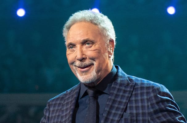 Tom Jones coming to Providence!