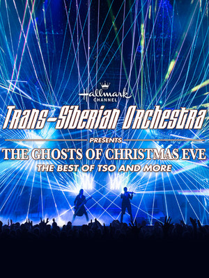 Trans siberian Orchestra The Ghosts Of Christmas Eve, Dunkin Donuts Center, Providence